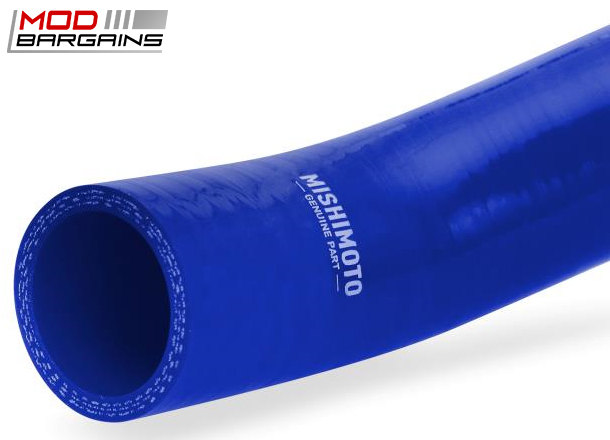 Mishimoto Silicone Coolant Hose in Blue - MMHOSE-CSS-12