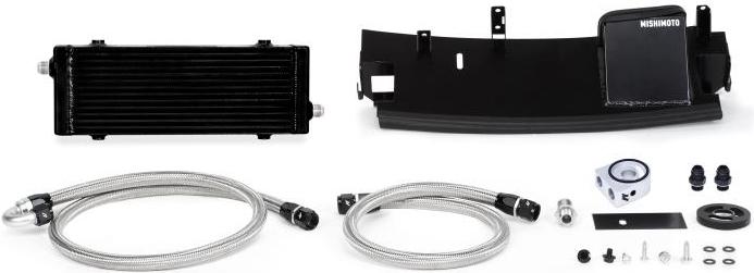 Mishimoto Oil Cooler Kit for Ford Focus RS (2)