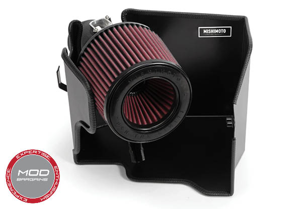 Mishimoto Performance Air Intake Tube Black