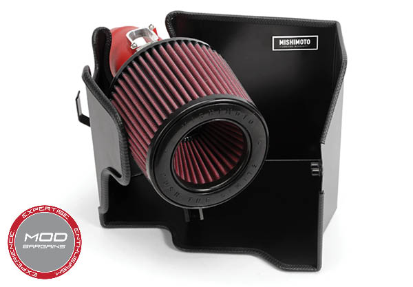 Mishimoto Performance Air Intake Tube Red