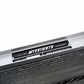 Mishimoto BMW Z3 Aluminum Performance Radiator Top