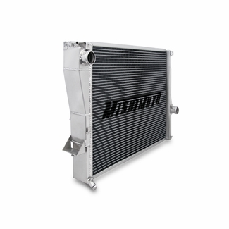 Mishimoto BMW Z3 Aluminum Performance Radiator Side View