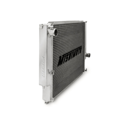 Mishimoto BMW E30/E36 Performance Aluminum Radiator Side