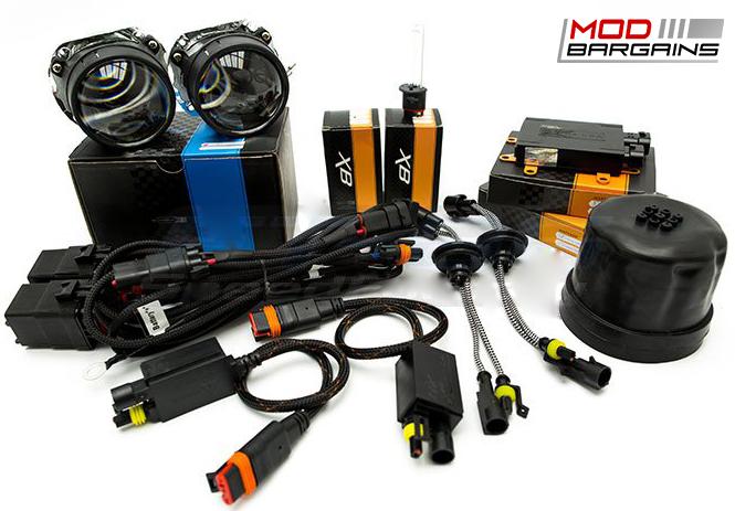 Morimoto Retro-Quik HID Full Kit Scion FRS GT86