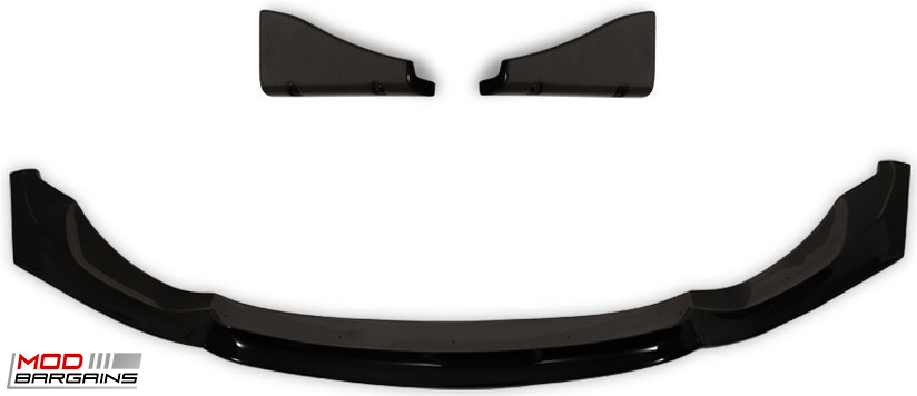 Morph Auto Design Fang Type 2 Front Lip for BMW M3/M4 F80/F82 (3)