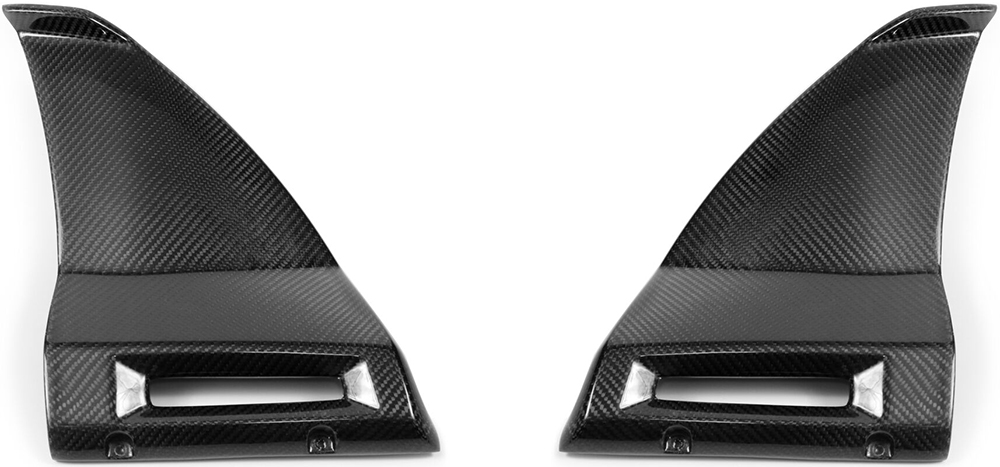 Morph Auto Design Fang Type 3 Front Lip Side Pieces
