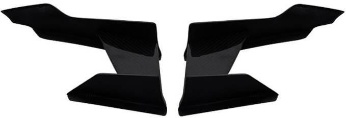 Morph Auto Design GT Canards for BMW M3/M4 F80/F82