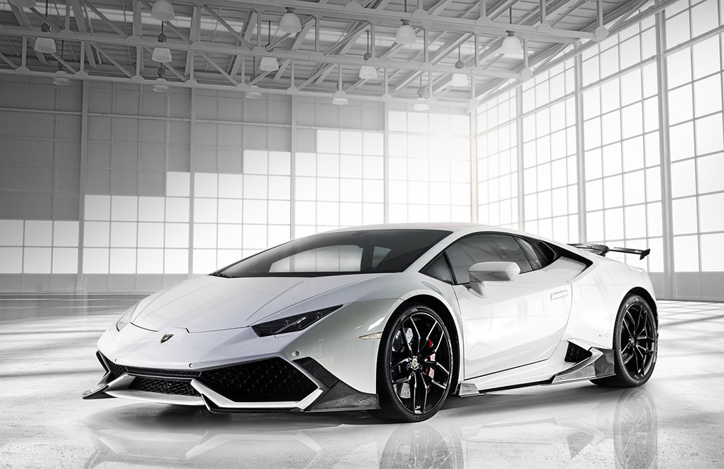 Morph Auto Design Hydra Full Kit for Lamborghini Huracan