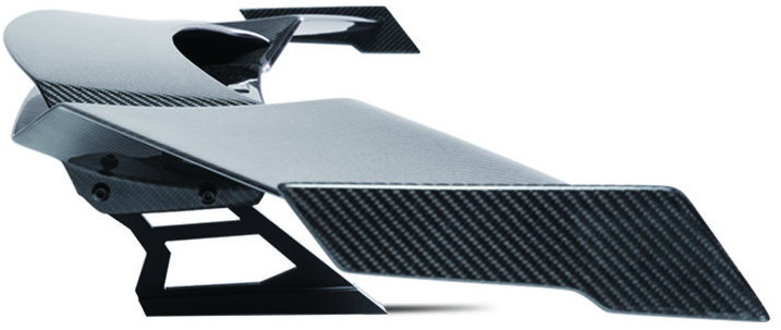Morph Auto Design Hydra Rear Double Wing