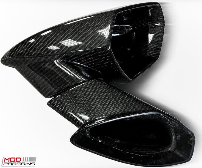 Morph Auto Design Hydra Side Mirror Caps for Lamborghini Huracan