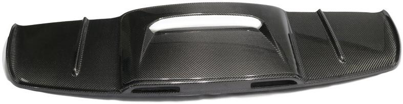 Morph Auto Design Icarus Front Lip Porsche Macan