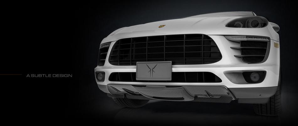 Morph Auto Design Icarus Front Lip Installed (2)
