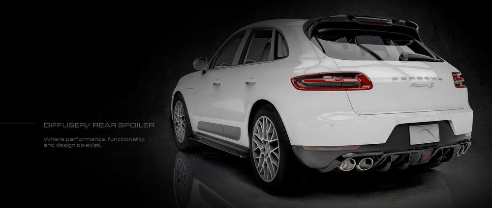 Morph Auto Design Icarus Porsche Macan