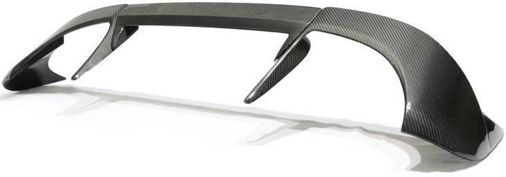 Morph Auto Design Icarus Roof Spoiler Porsche Macan