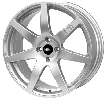 NM Engineering RSe07 Wheel Silver