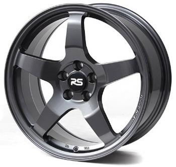 NM Engineering RSe05 Wheel Gunmetal