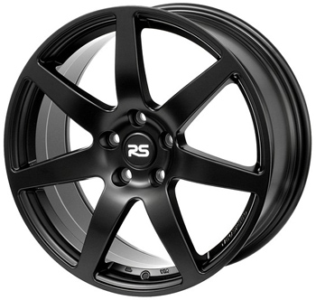 NM Engineering RSe07 Wheel Black