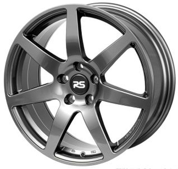 NM Engineering RSe07 Wheel Gunmetal
