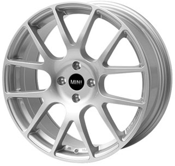 NM Engineering RSe12 Wheel Silver