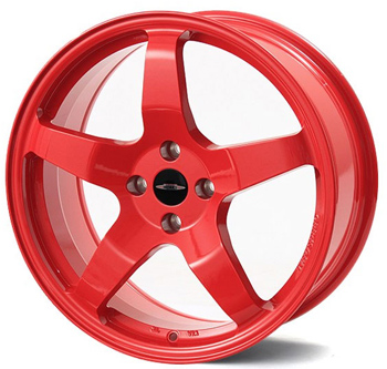 NM Engineering RSe05 Wheel Red
