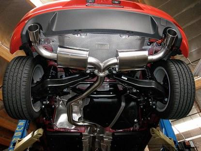 Shop Neuspeed Cat Back Exhaust VW Golf VI @ ModBargains