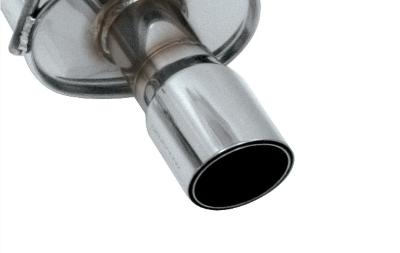 Neuspeed Cat-back Exhaust for Audi Installation @ ModBargains.com