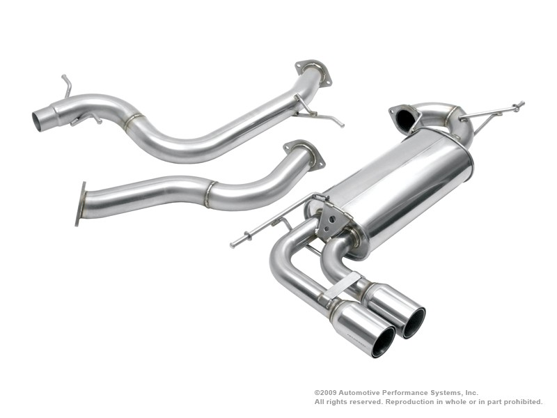 Neuspeed Exhaust A3 (8P) 2.0T FWD