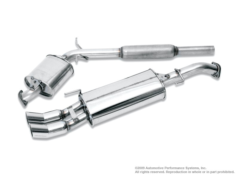 Neuspeed Golf III 2.0L 8V & VR6 Exhaust