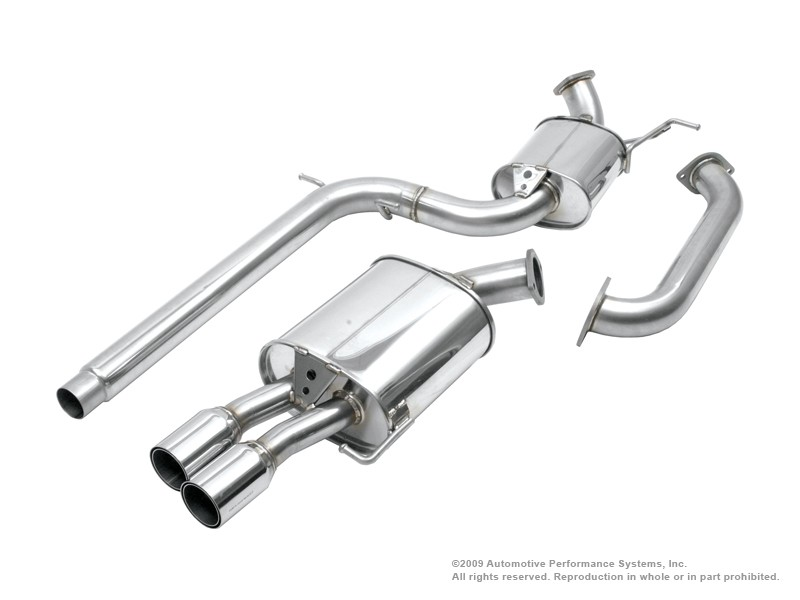 Neuspeed Exhaust VW Jetta V Sedan 2.5L