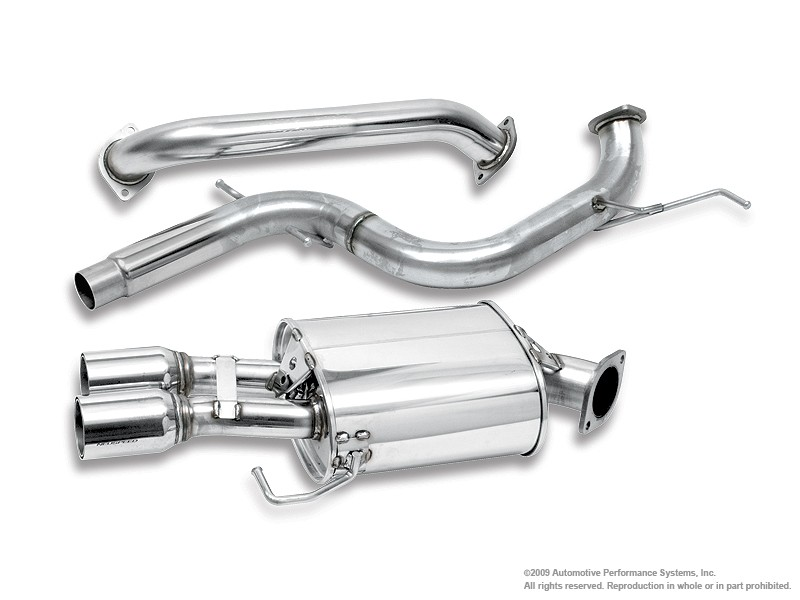 Neuspeed VW Passat B6 & CC Exhaust