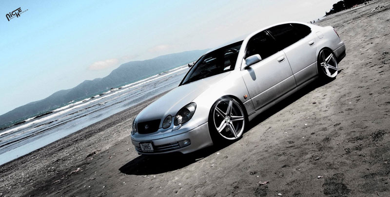 Niche Wheels Apex MS125 Lexus GS