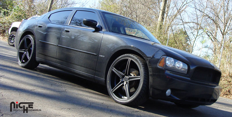 Niche Wheels Apex MS126 Dodge Charger