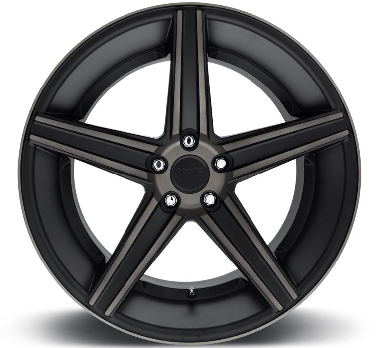 Niche Wheels Apex MS126 Face