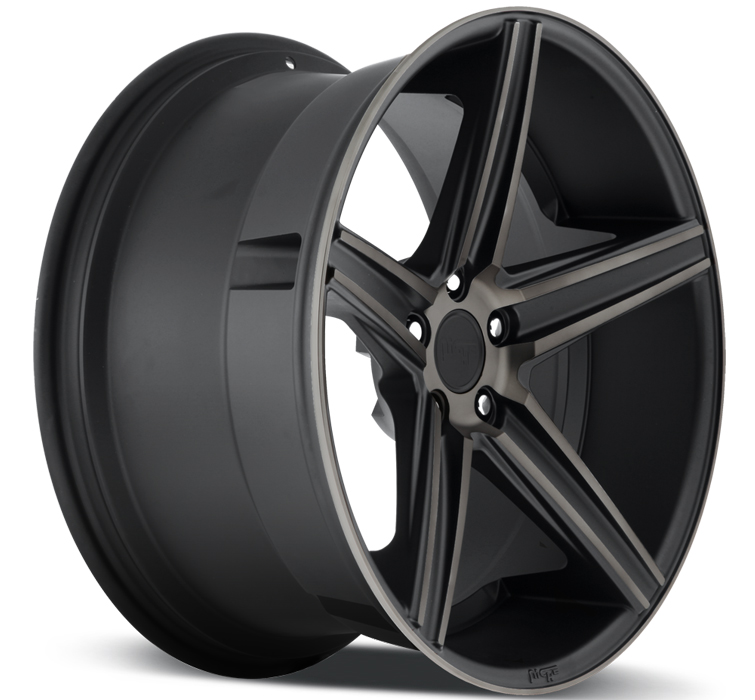 Niche Wheels Apex MS126 Side