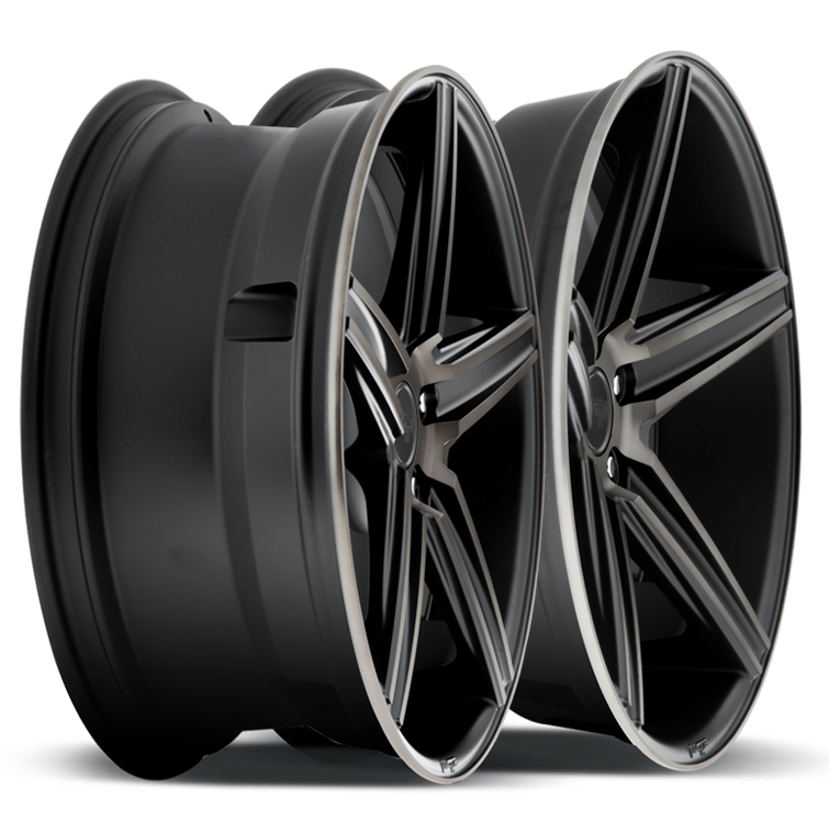 Niche Wheels Apex MS126 Staggered