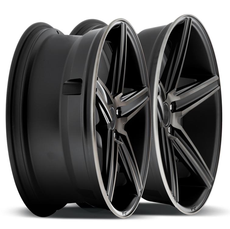 Niche Wheels Apex MS126 Staggered