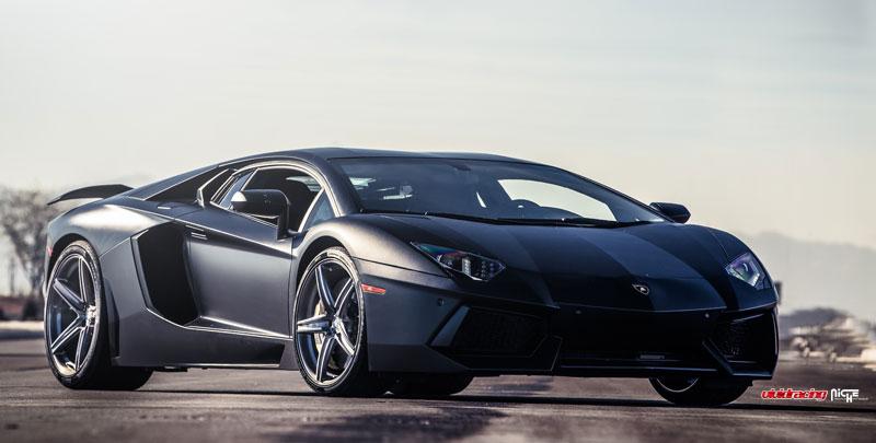 Niche Wheels Apex T17 Lamborghini Aventador