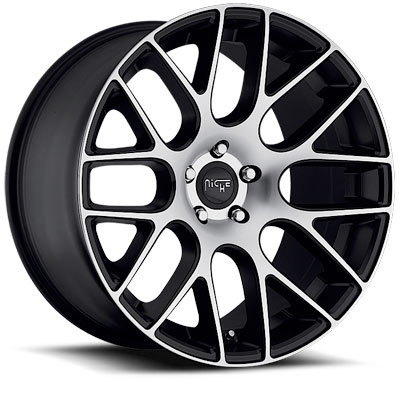 Niche Wheels Circuit M108