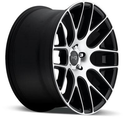Niche Wheels Circuit M108 Side