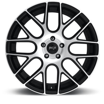Niche Wheels Circuit M108 Face