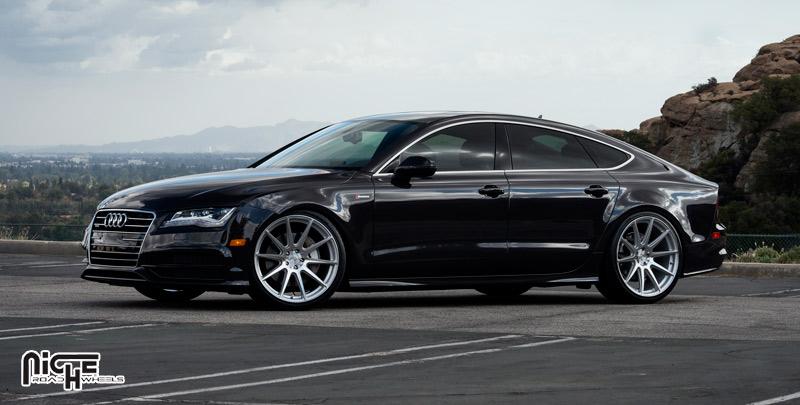 Niche Wheels Essen M146 Audi A7