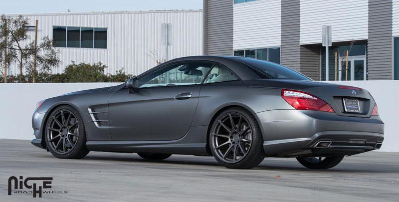 Niche Wheels Essen M147 Mercedes SL550