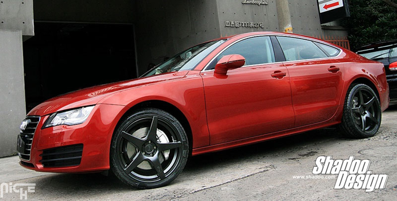 Niche Wheels GT5 M133 Audi A7