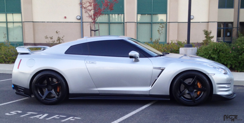 Niche Wheels GT5 M133 Nissan GTR