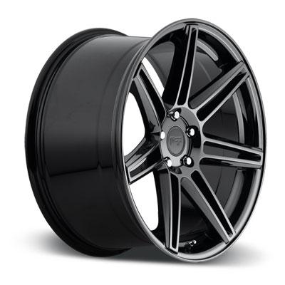 Niche Wheels Lucerne M141 Side