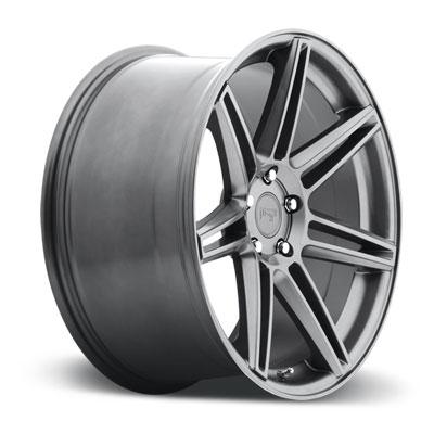 Niche Wheels Lucerne M145 Side