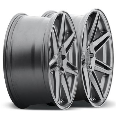 Niche Wheels Lucerne M145 Staggered