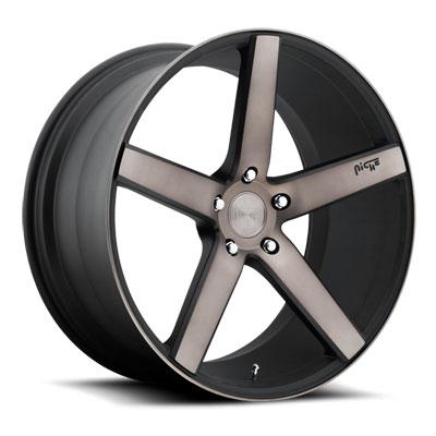 Niche Wheels Milan M134