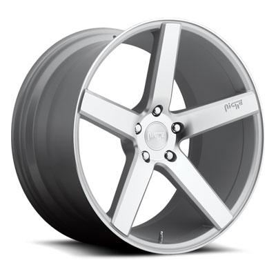 Niche Wheels Milan M135