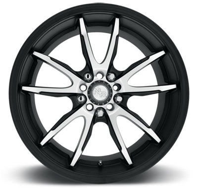 Niche Wheels Monza M140 Face